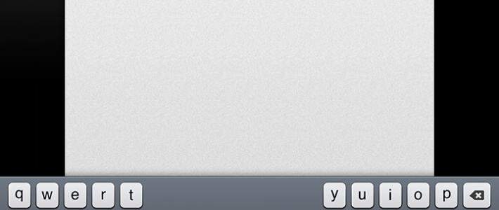 iPhoneにおけるAtokPad が想定外の便利さ。