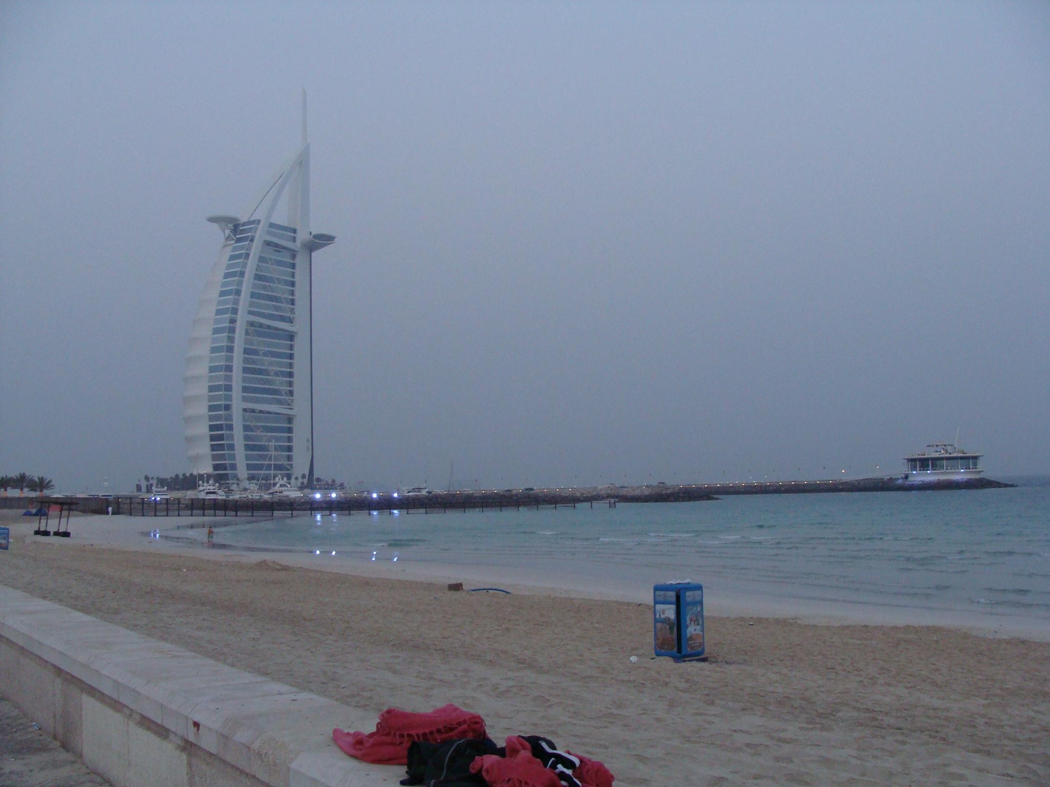 [PH] Burj al-Arab, Dubai, UAE, 20080418