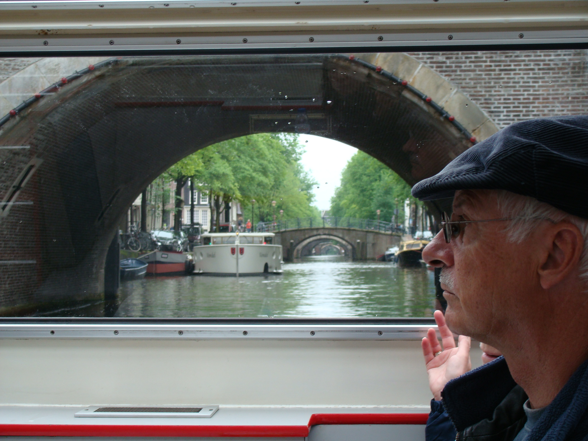 [PH] from the boat on the canal, Amsterdam, Netherland, 20080516