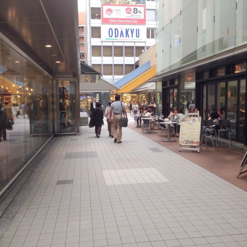ミッション!新宿で外国人へのお土産を購入せよ!