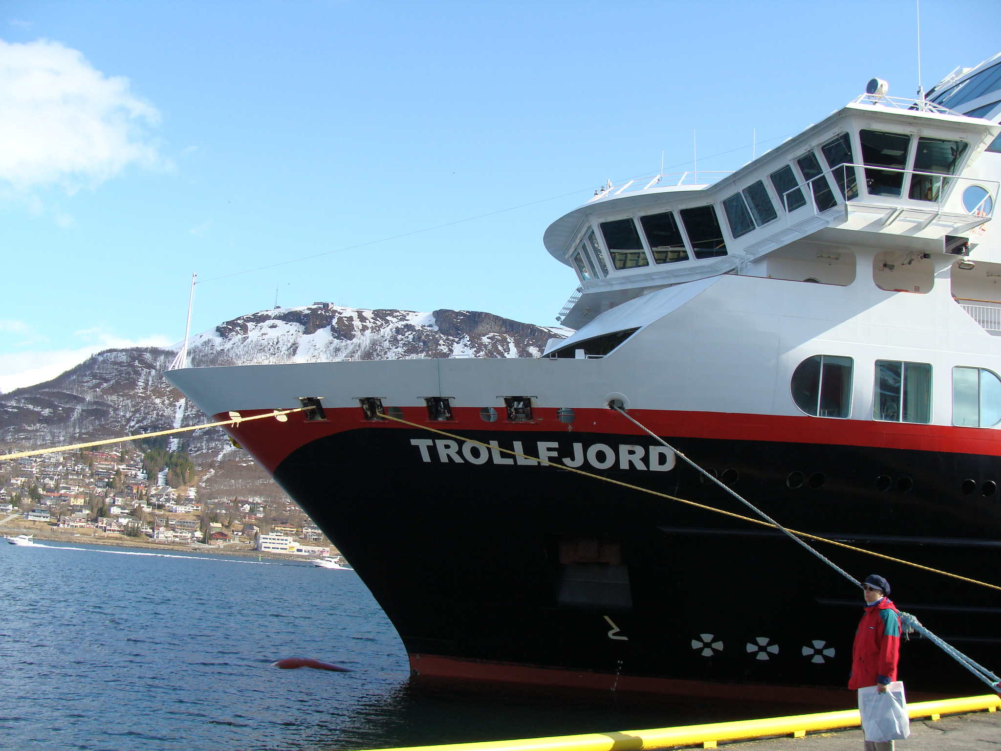 [PH] the port, Tromso, Norway, 20080525