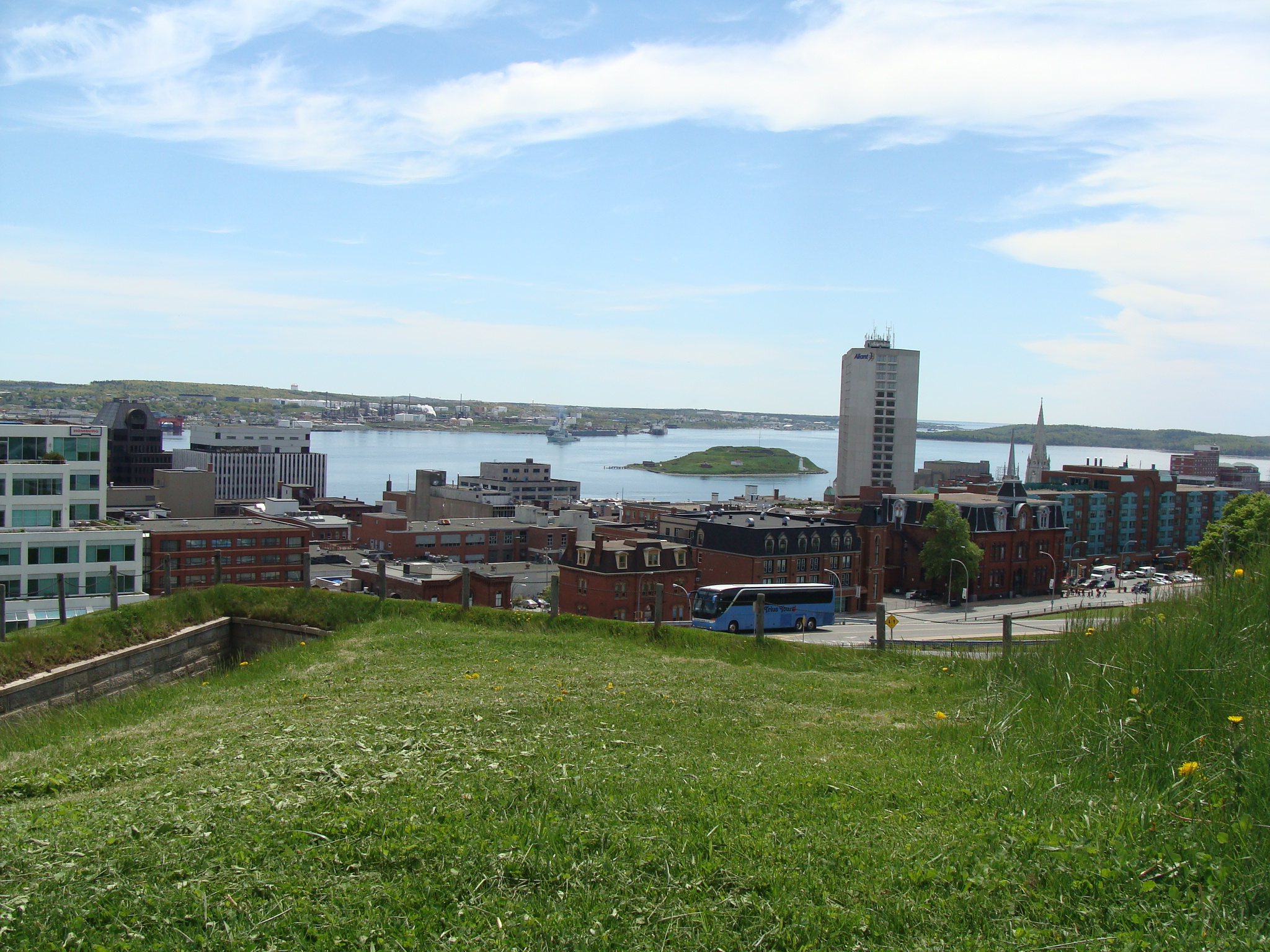 [PH] at CITADEL, Halifax, Canada, 20080606