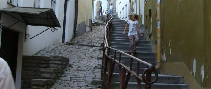 [PH] in the old town, Tallinn, Estonia, 20090717