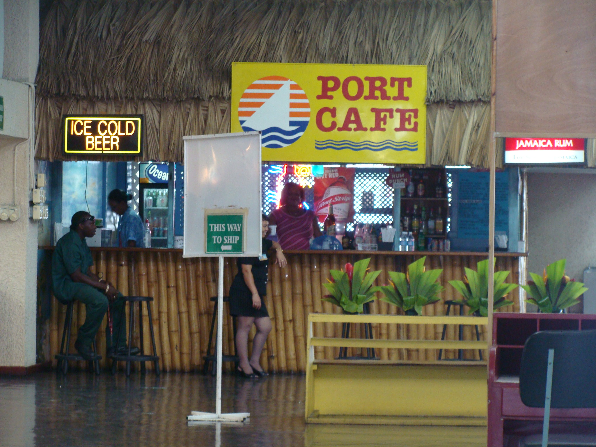 [PH] the seaport, Montego Bay, Jamaica, 20080616