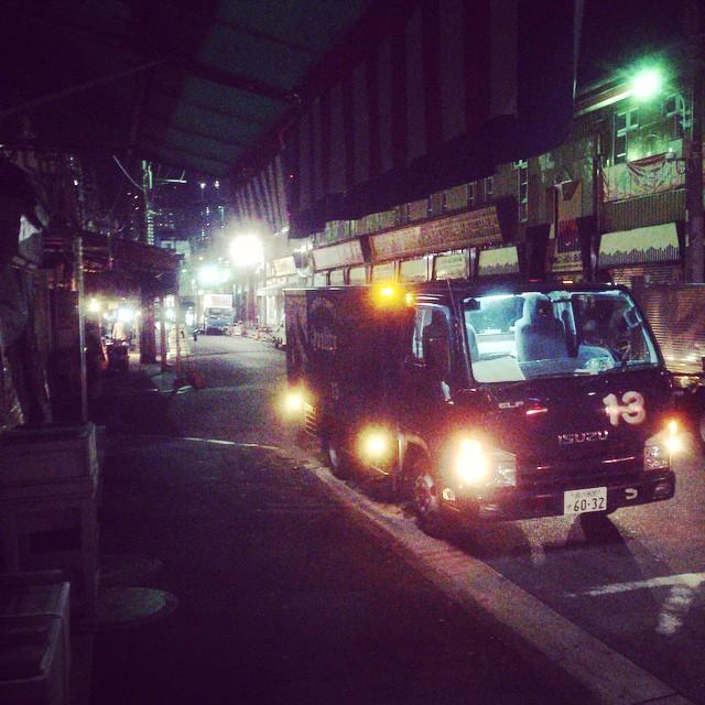 [PH] Tsukiji Market (築地市場), Tokyo, Japan, 20141205