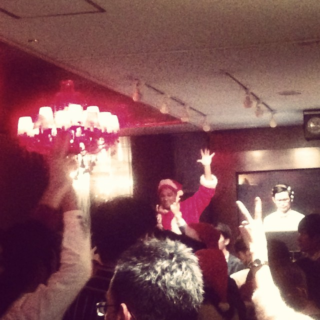 [PH]at the party, Roppongi(六本木), Japan, 20141206