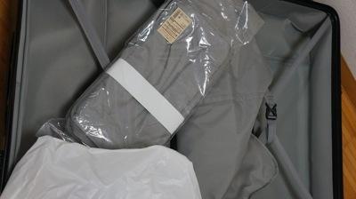 欲しいものは手に入れる…たとえそれが安くていいものであっても!~無印良品スーツケース
