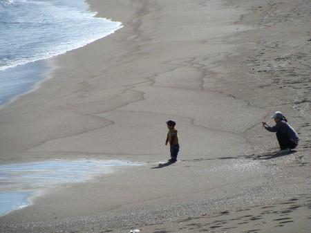 [PH] on the beach, Atagawa(熱川温泉), Japan, 20101102