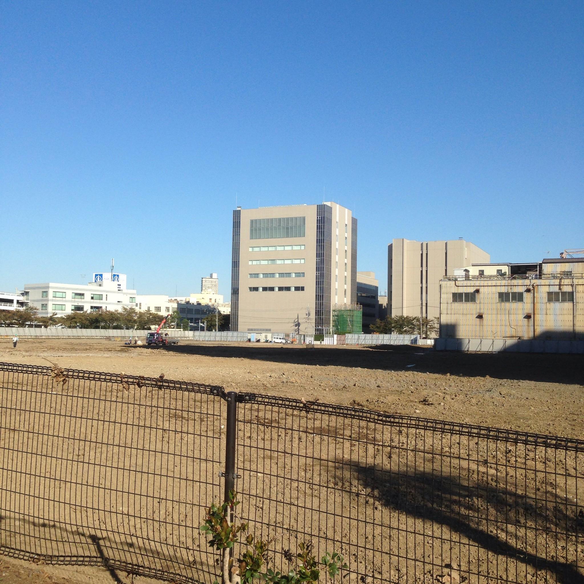 [PH] #キクチカラー浮間工場跡地, October 29, 2014