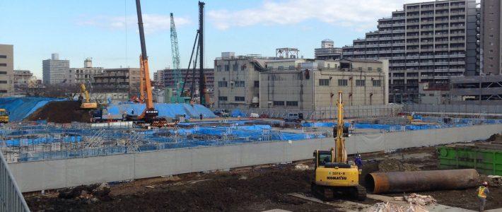 [PH] #キクチカラー浮間工場跡地, January 24, 2015