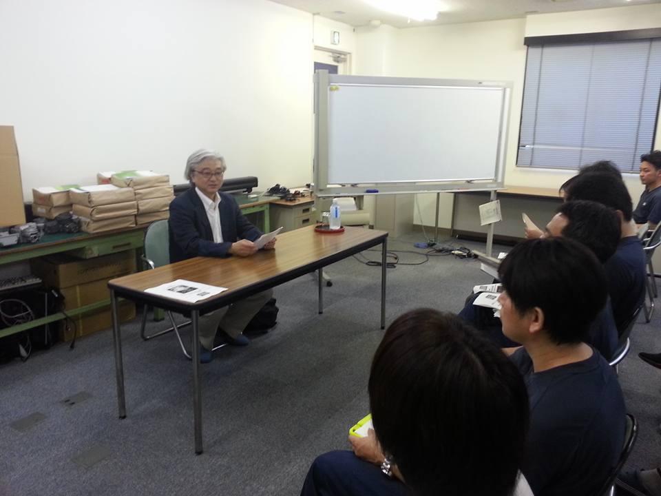 2015-07-03(金)宿輪純一先生 社内講演