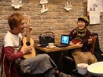Q(くう)ライヴ@赤坂ポートカフェ