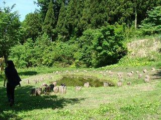 平和の庭(No.167 越後妻有 大地の芸術祭2010.06)☆☆★★