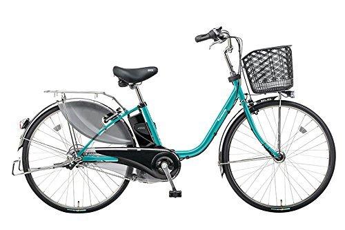 電動アシスト自転車が届いた(新手のスタンド)
