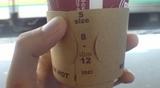 ベックスコーヒーのスリーブ