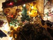 百花繚乱のクリスマス