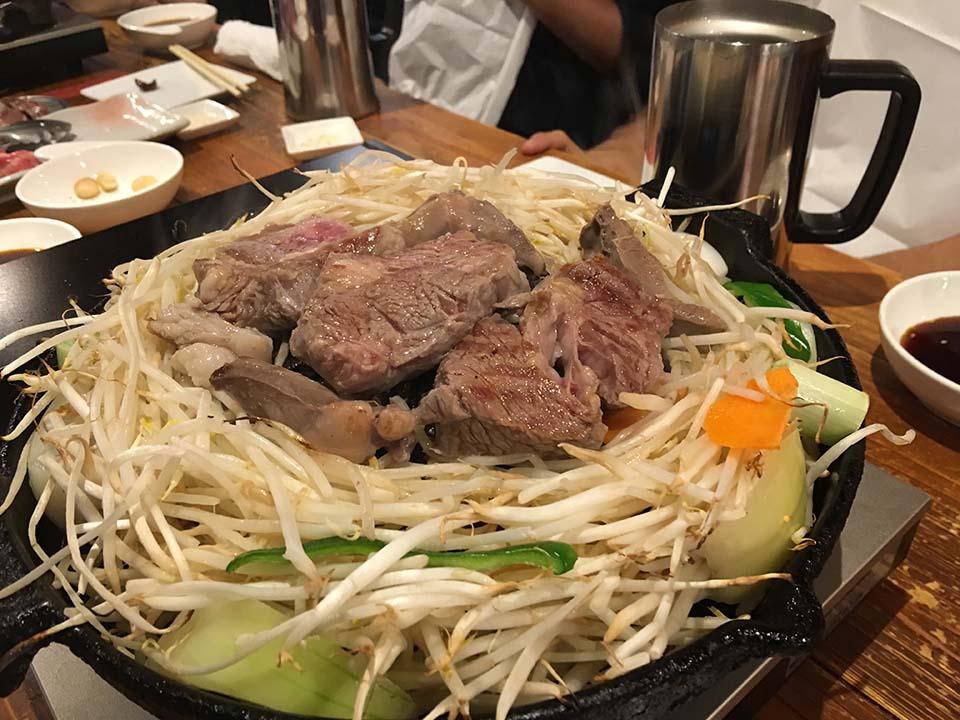 渋谷でジンギスカン