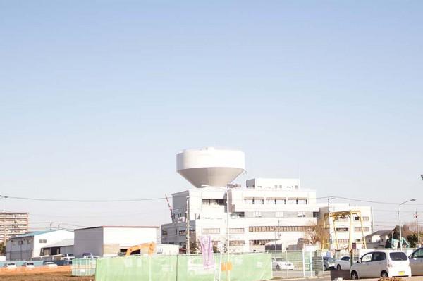 20160116_給水塔っぽい給水塔